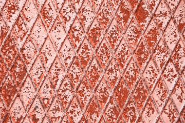 Rustic metal pattern