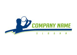 tennis logotype