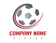 soccer ball logo