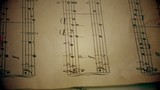 Blood on Music Sheet