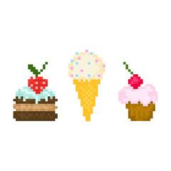 Set pixel sweets