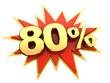 special offer eighty percent