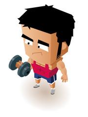 Gym Boy