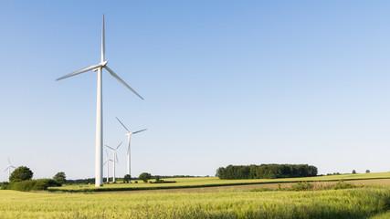 Wind Turbine, Deutschland