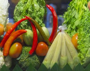 Mix vegetable.