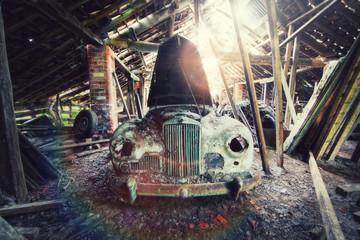 sunlight classic car