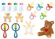 Accessoires et jouets de bébé