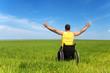 Freiheit im Rollstuhl