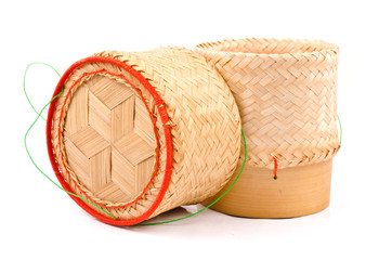 Thai Lao Original Handwoven Bamboo Sticky Rice.