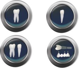 bottone dentista