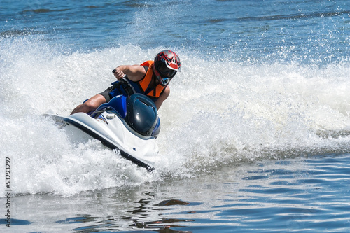Canvas Water Motorsp. High speed