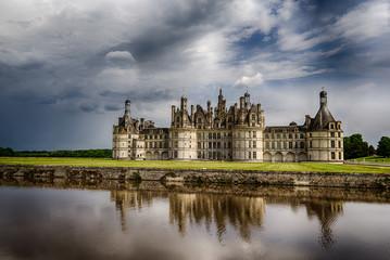 Chateau et reflets 01