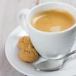 canvas print picture - Espresso