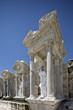 Antoninus Fountain of Sagalassos in Isparta, Turkey