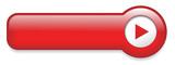 Red Web Button (rectangular blank template vector click here)