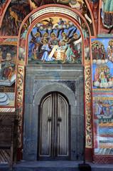 Door in the Rila Monastery
