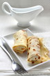 Stuffed crepes