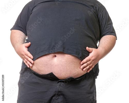 фото толстух с большим животом