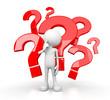 3D Minimalistic Person - Questions
