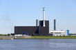 Leinwandbild Motiv Kernkraftwerk Brunsbüttel