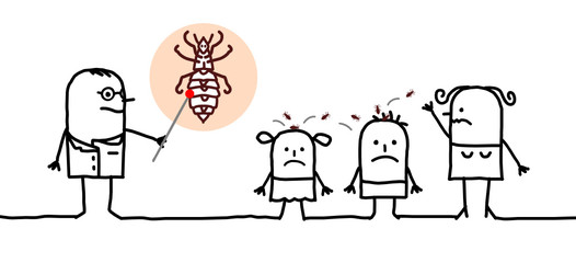 children & lice