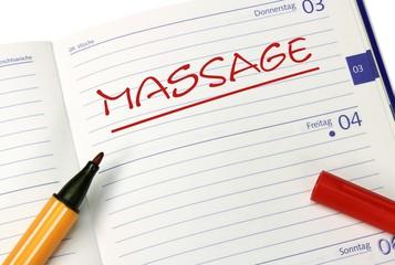 Kalender Massage