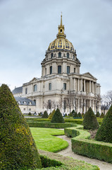 The Dome Cathedral, Les Invalides, Paris