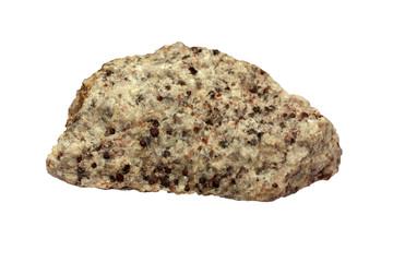 Garnet-rich granite