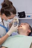 Dental anesthesia poster