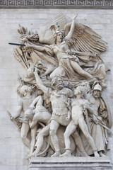 Arc de Triomphe, La Marseillaise sculpture