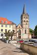 Leinwanddruck Bild - Münsterkirche Herford, Deutschland
