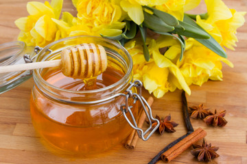 floral honey ???