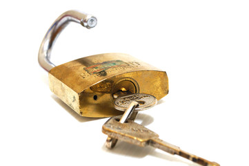 unlocked key