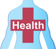 Health Background man