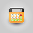 User interface calculator icon