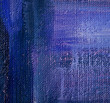 dark blue violet painting by oil on canvas, illustration