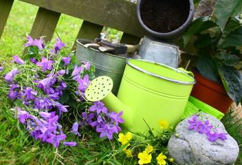 sécateur et ensemble de jardinage