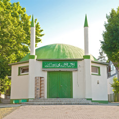 Nuur-Moschee: Moschee des Lichts
