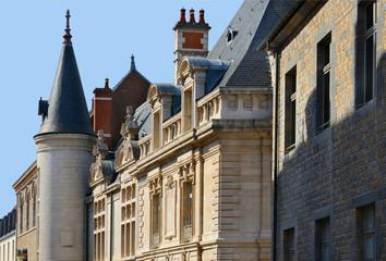 Historische Bauten, Besançon / Frankreich