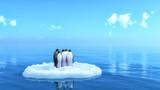 Fototapety penguins