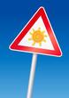 Vorsicht Sonne