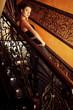 openwork railing