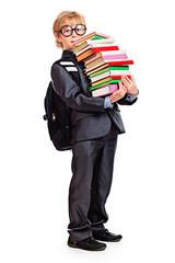 heavy books