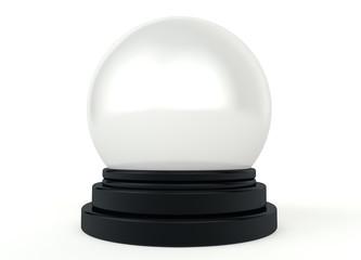 3d magic crystal ball