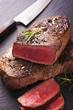 steak mit messer