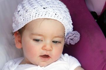 portrait beautiful baby