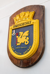 Chilean Navy Coat of Arms