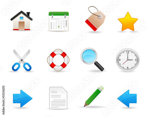 Web Icons, Internet & Website icons