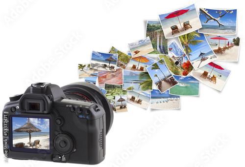 photos souvenirs de l'île Maurice