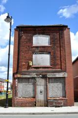 Old Derelict Shop